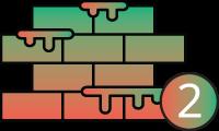 bricks + nummer